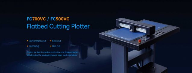 Flatbed Cutting Plotter