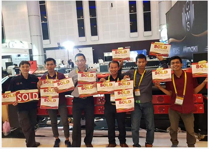 Indonesian Customers Visit VICUT