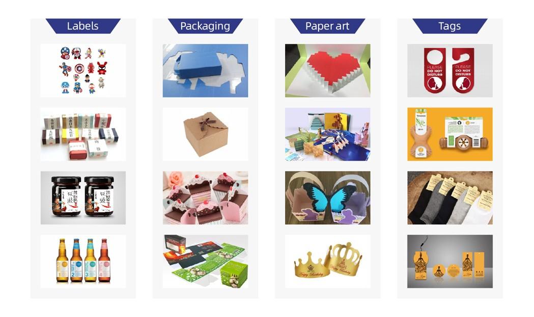 Sheet Label Cutter DTS