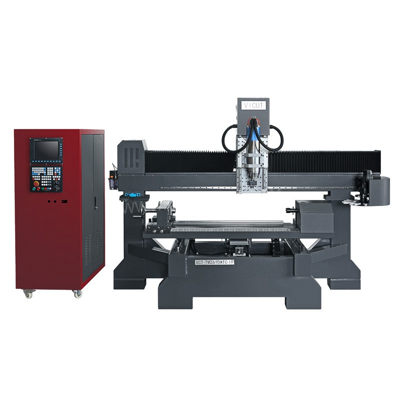 ATC Rotary CNC Router