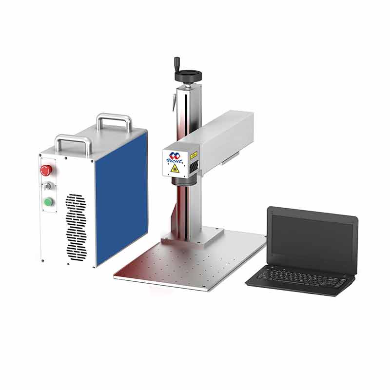 Desk-top Type Fiber Laser Marking Machine