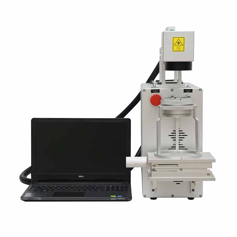 Hand-hold Type Fiber Laser Marking Machine