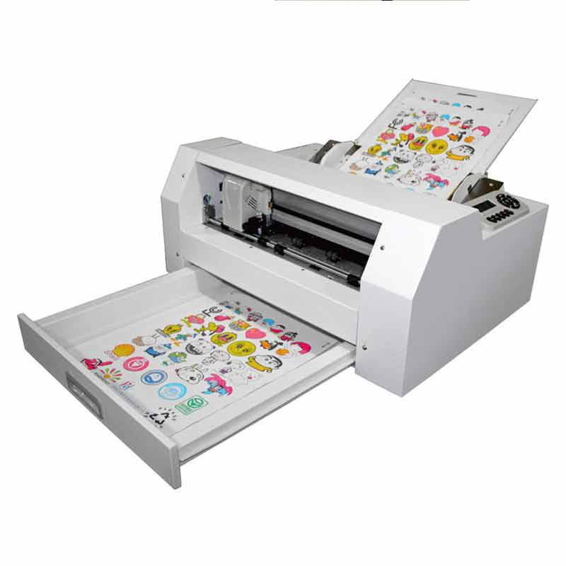 Sheet Label Cutter VCT-LCS