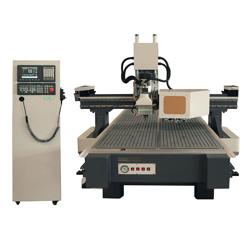 ATC CNC Router/Gantry Move