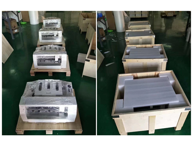 sheet cutter packing box