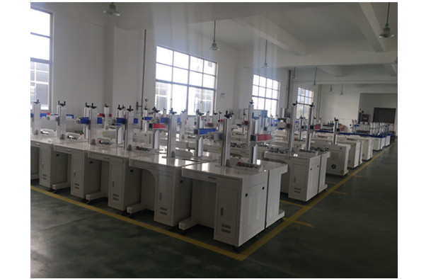 Warehouse of Laser Marking Machine