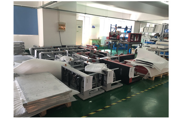 Roll Label Cutter Stock
