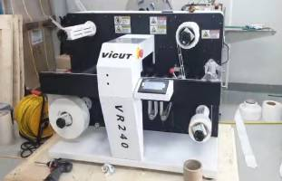 Congratulations to the Korean Partner For Successfully Signing the Exclusive Agency of VICUT Digital Label Cutting Machine